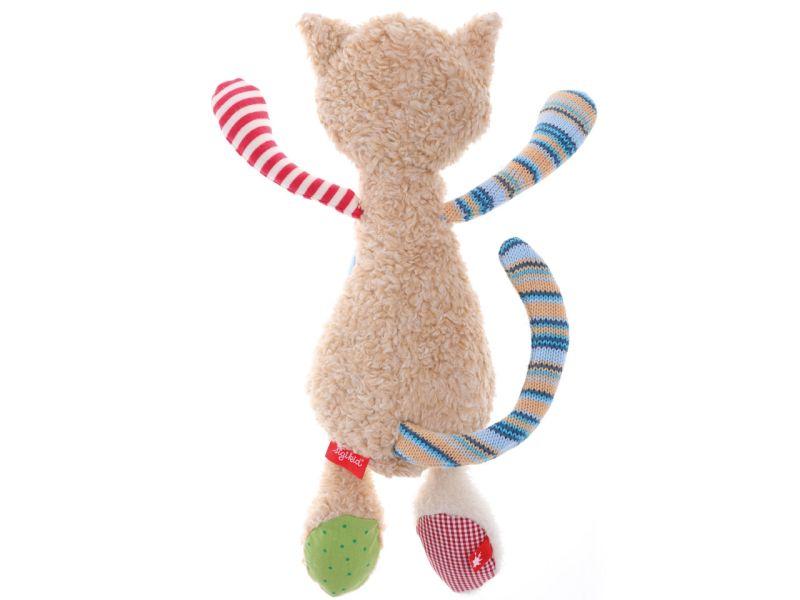 sigikid Patchwork Sweety, Katze 30 cm