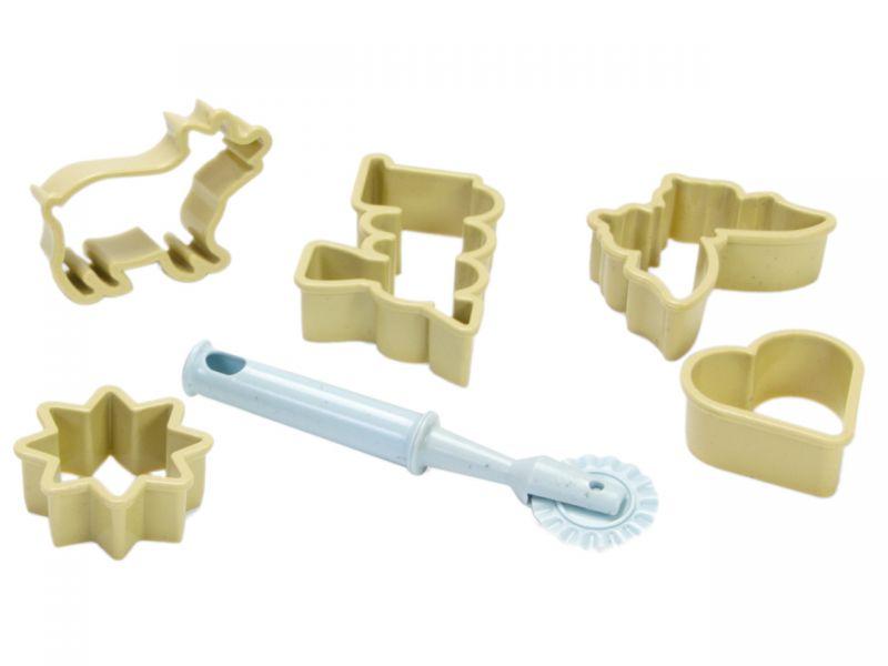 dantoy BIOplastic Back-Set, 11-tlg.