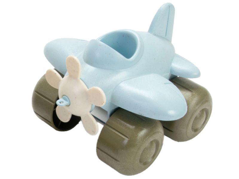 dantoy BIOplastic Flugzeug und Auto