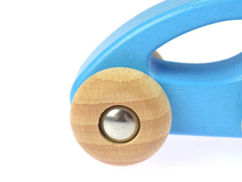 BAJO Eco-Auto, blau