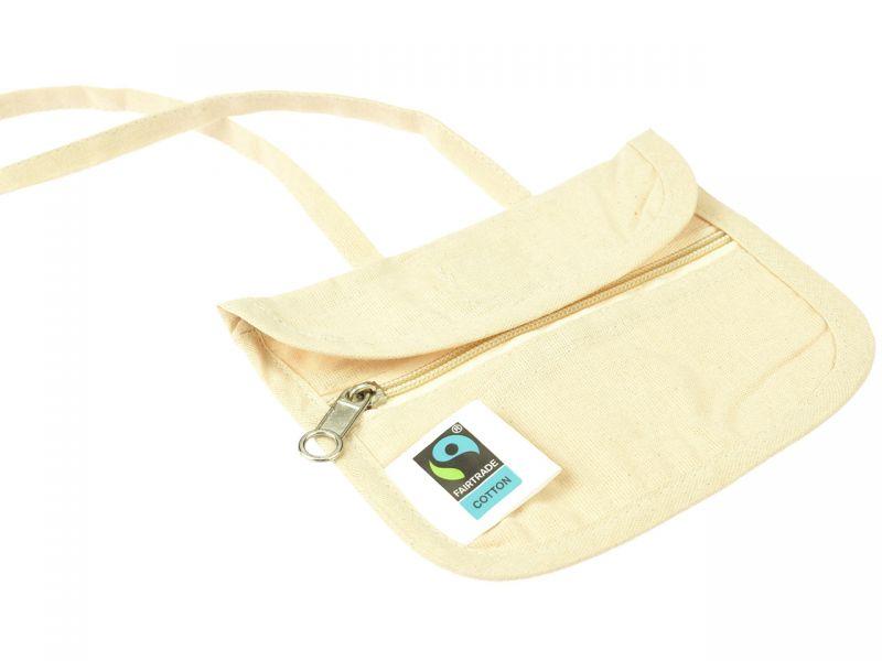 goki Brustbeutel zum Anmalen, Fairtrade