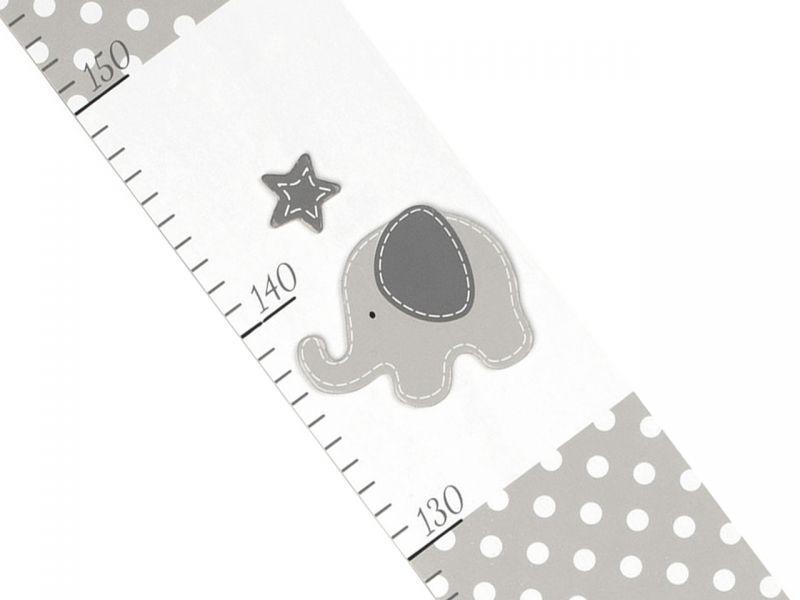 goki Messlatte Elefant & Sterne