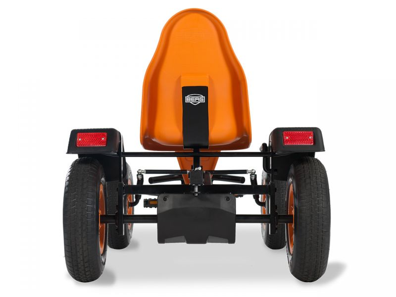 BERG X-Cross Orange BFR Pedal-Gokart