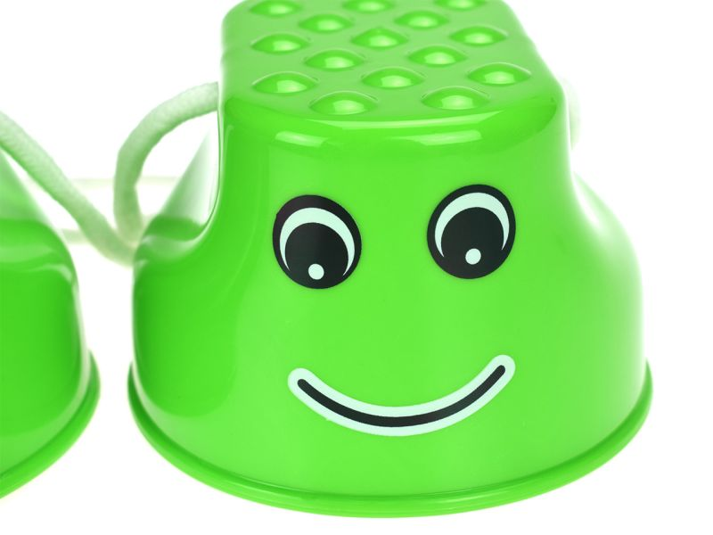 Spielheld Mini-Laufdosen, grün