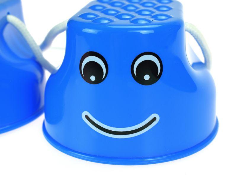 Spielheld Mini-Laufdosen, blau