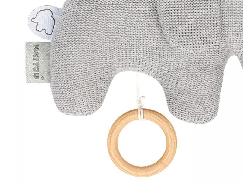 Nattou Tembo Elefant Spieluhr, 22 cm