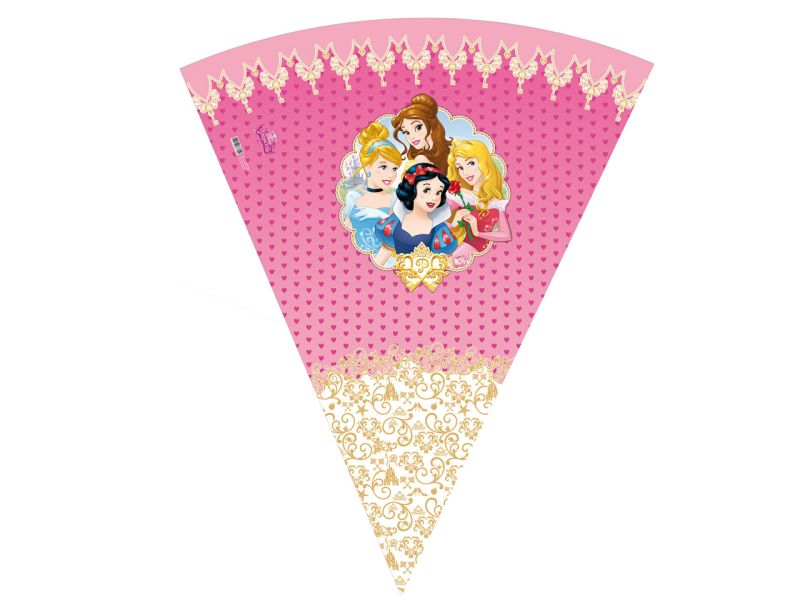 Schultüte »Disney's Princess Friends« mit Glitzer, 85 cm