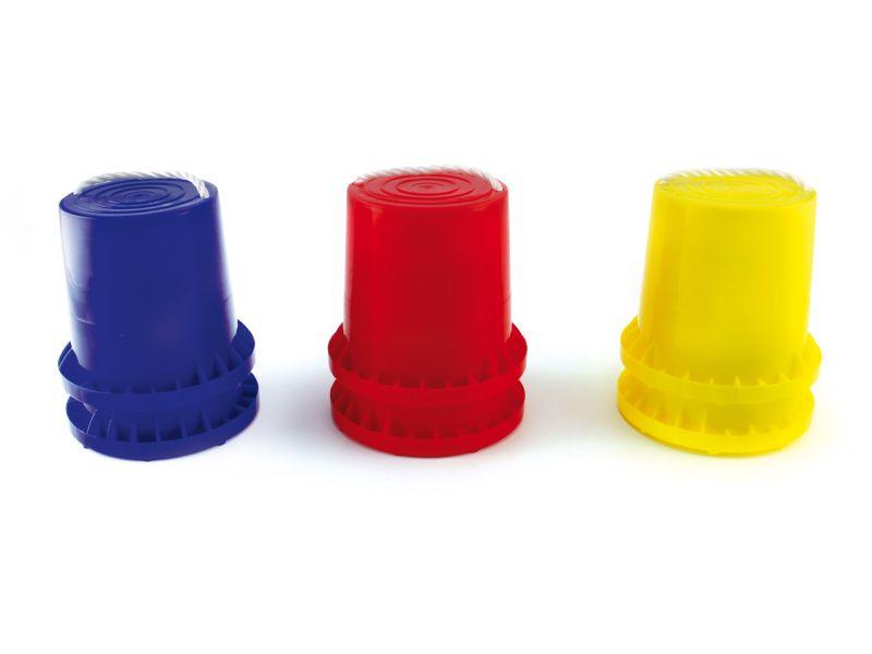 Handpuppe Hase inkl. 1 Paar Laufdosen