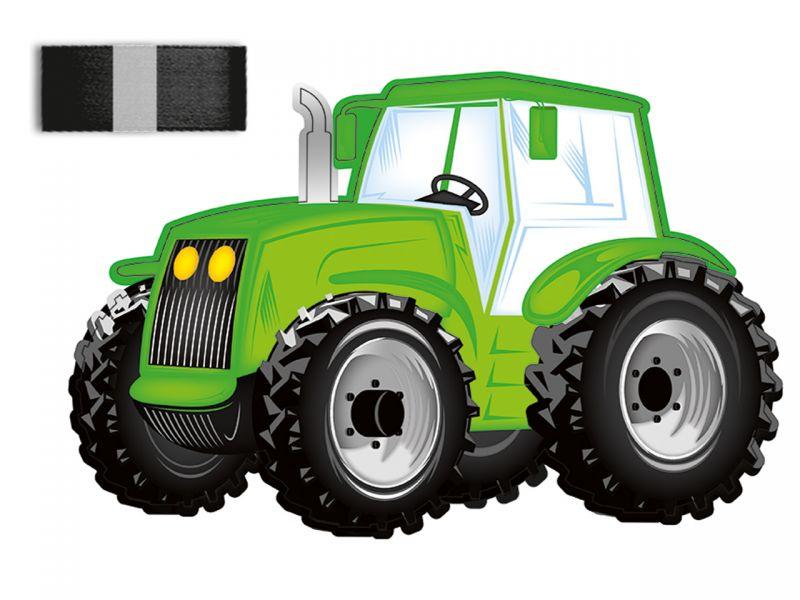 URSUS Dekorations-Set »Traktor«