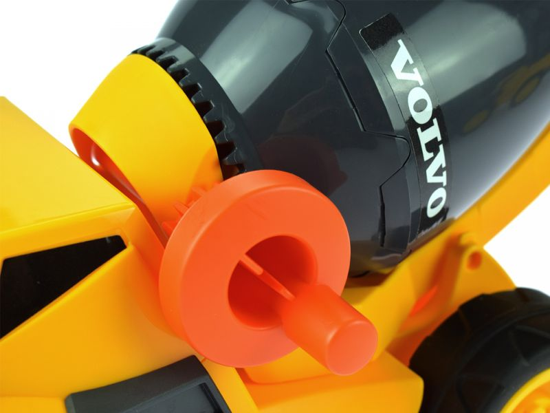 Volvo Power Betonmischer