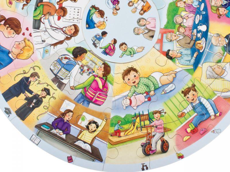 beleduc lernpuzzle 187 mein leben 171 spielheld