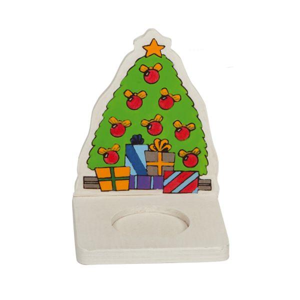 Teelichthalter »Weihnachtsbaum«