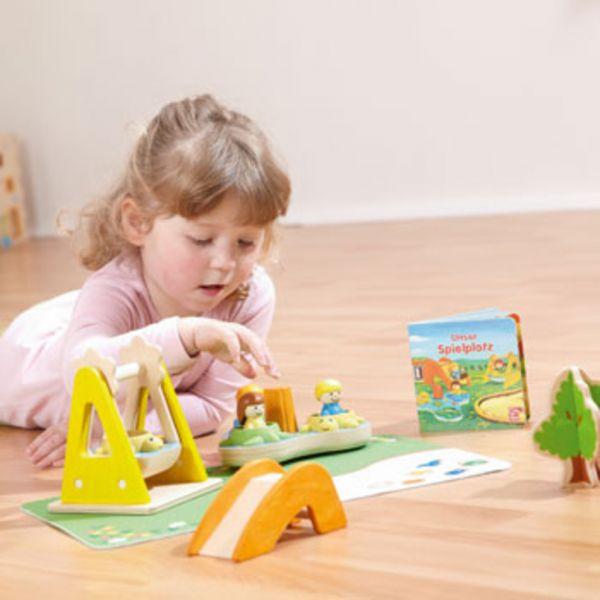Hape Meine kleine Welt »Unser Spielplatz«