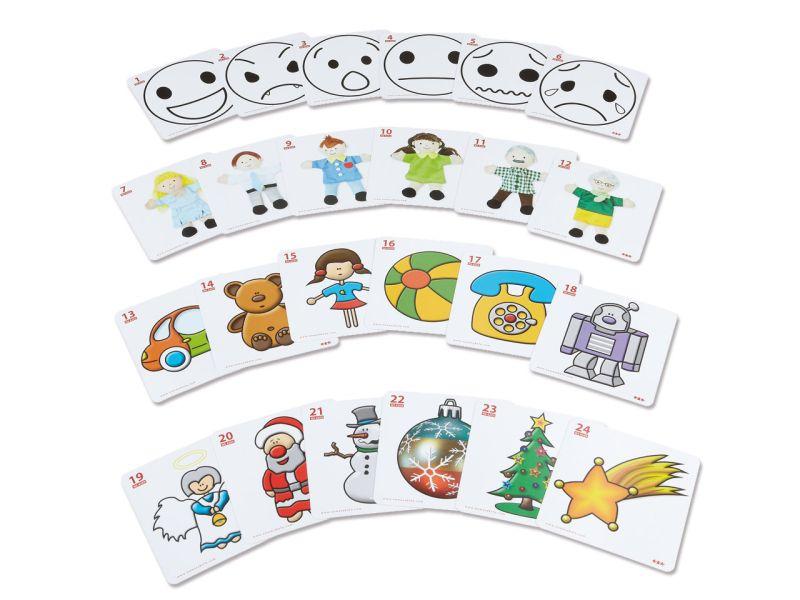 Spielwürfel Spar-Set inkl. 48 Spielkarten