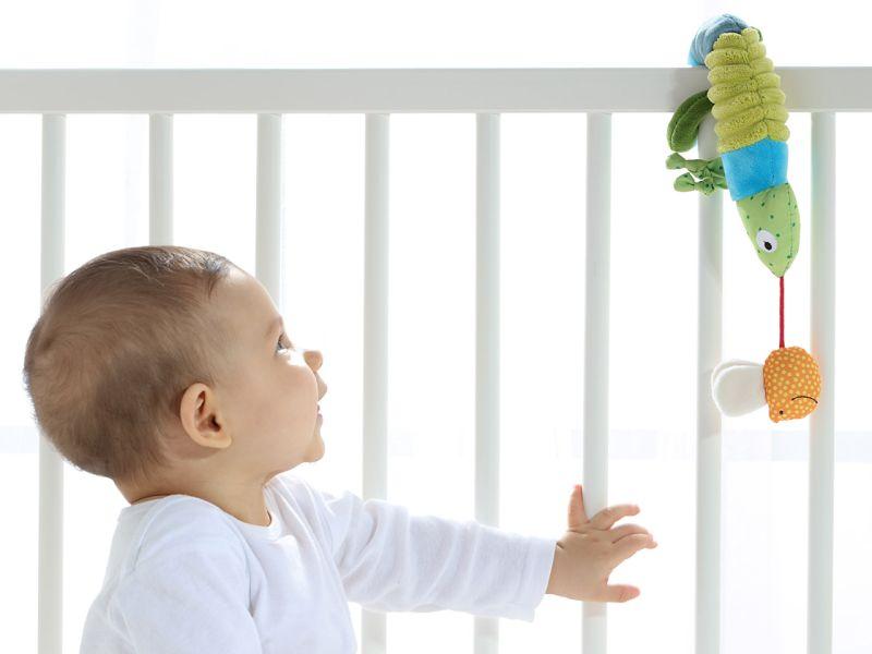 sigikid Anhänger Babyschale Chamäleon