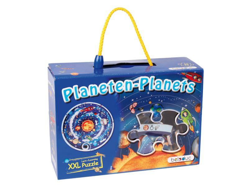 beleduc XXL Lernpuzzle »Planeten«