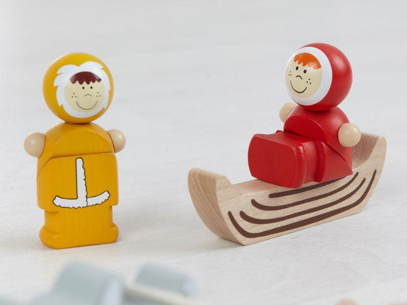Mitnehm-Spiel »Inuit«