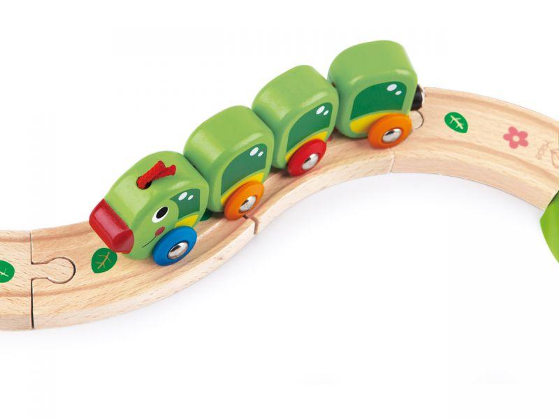Hape Raupenbahn