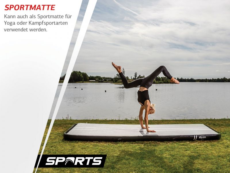 BERG AirTrack Sports 500