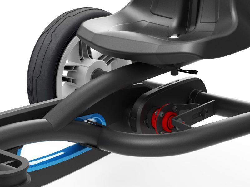 BERG BMW Street Racer Pedal-Gokart