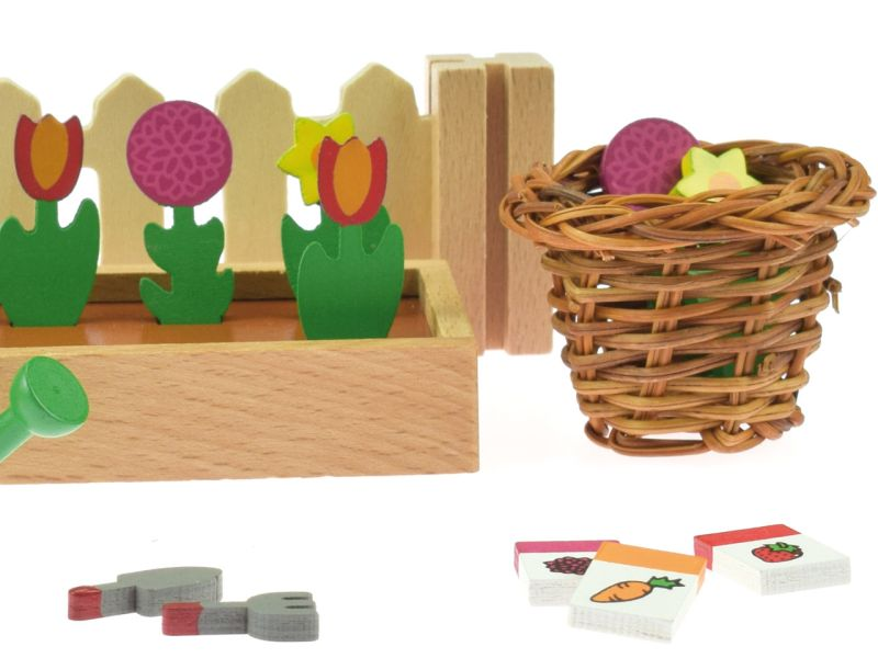 accessoires mein kleiner garten spielheld. Black Bedroom Furniture Sets. Home Design Ideas