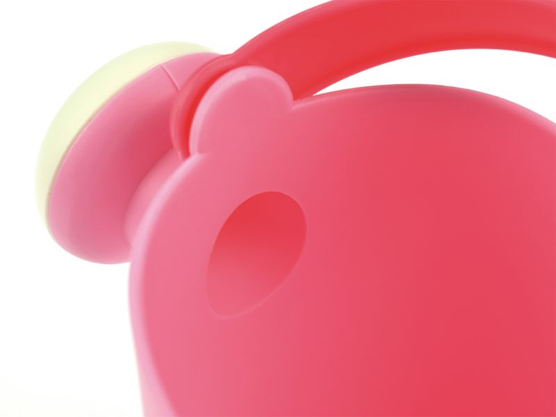 Spielheld Mini-Gießkanne, rosa