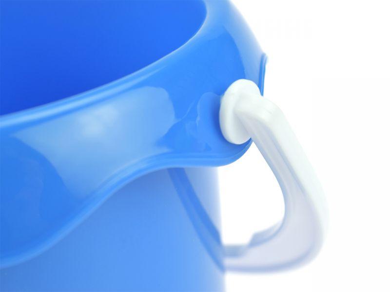 Spielheld Mini-Eimer, blau