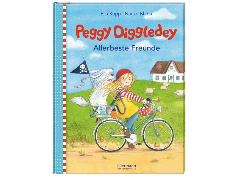 Peggy Diggledey Vorlesebuch »Allerbeste Freunde«, Hardcover