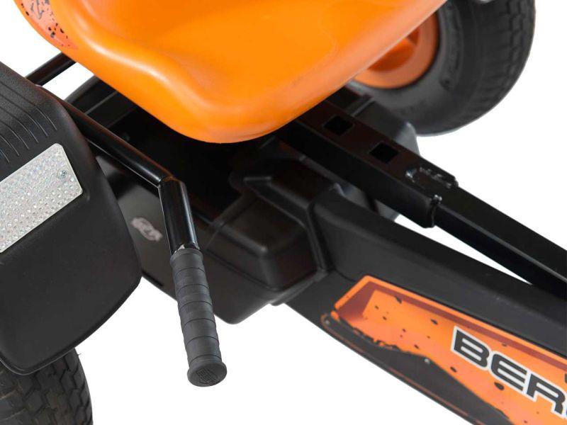 BERG X-Cross Orange BFR Pedal-Gokart
