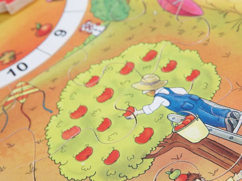 beleduc XXL Lernpuzzle »Jahreszeiten«