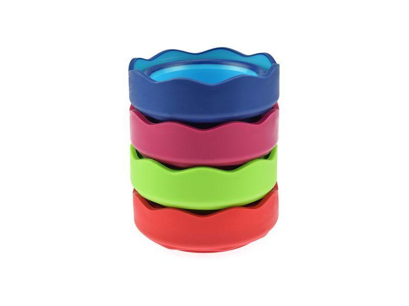 Faber-Castell Faltbarer Wasserbecher »CLIC & GO«, Farbe wählbar
