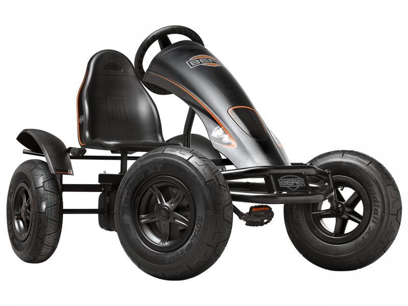 BERG Black Edition BFR-3 Pedal-Gokart