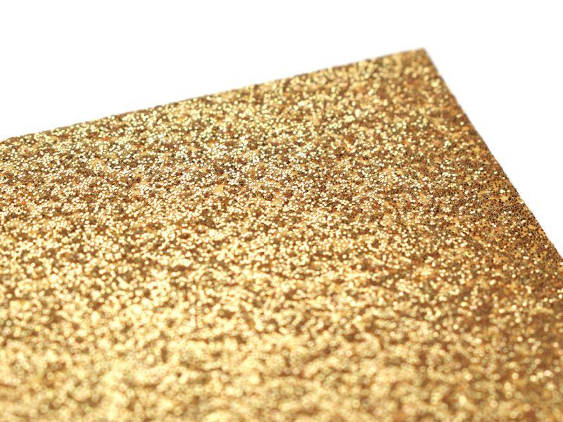 Folia Glitterkarton Classic, 5 Blatt