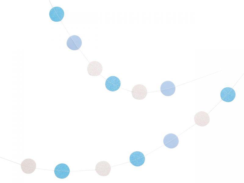 Folia Glitterkarton, pastell, 6 Blatt