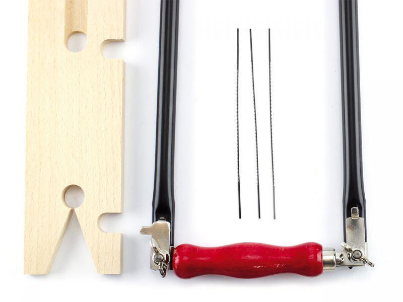 Kinder-Werkzeugkasten inkl. Werkzeugen & Zubehör
