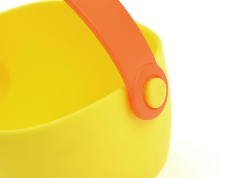 Spielheld Mini-Gießkanne, gelb