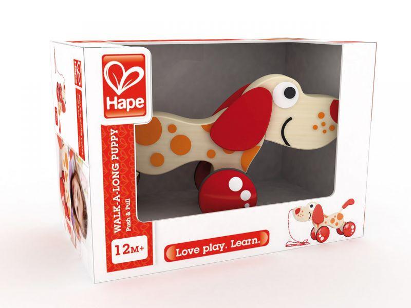 Hape Pepe & Friends Nachziehhündchen »Pepe«
