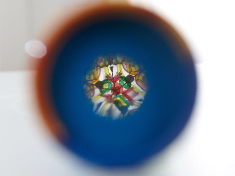 Kaleidoskop, 1 Stück, Motive sortiert