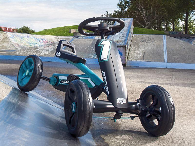 BERG Buzzy »Racing« Pedal-Gokart