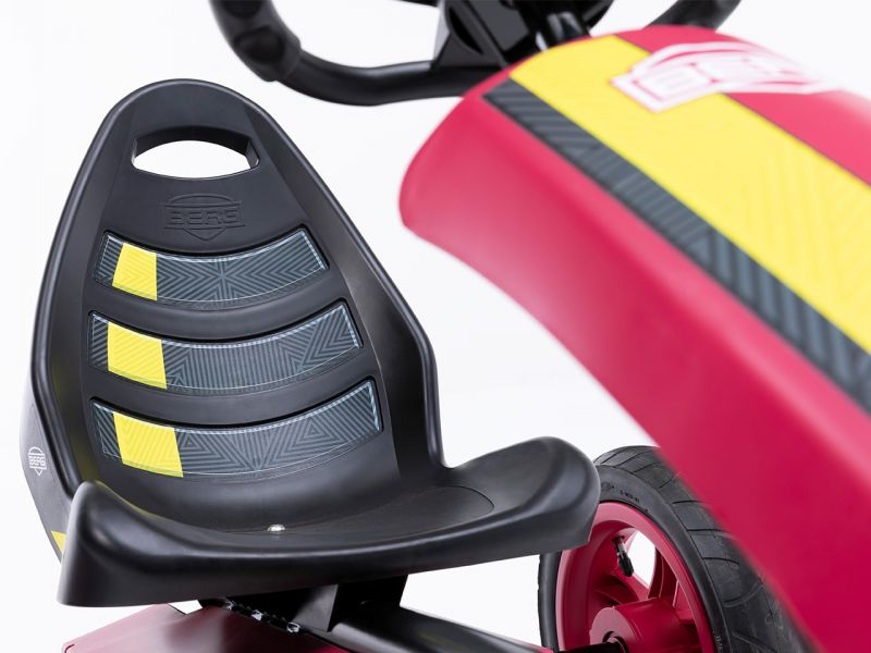 BERG Rally Pearl Pedal-Gokart
