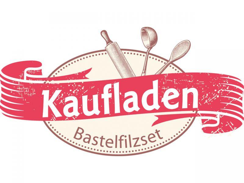 Bastelfilzset »Kaufladen«