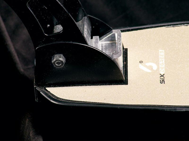 Aluminium Scooter Six Degrees 205 mm AIR