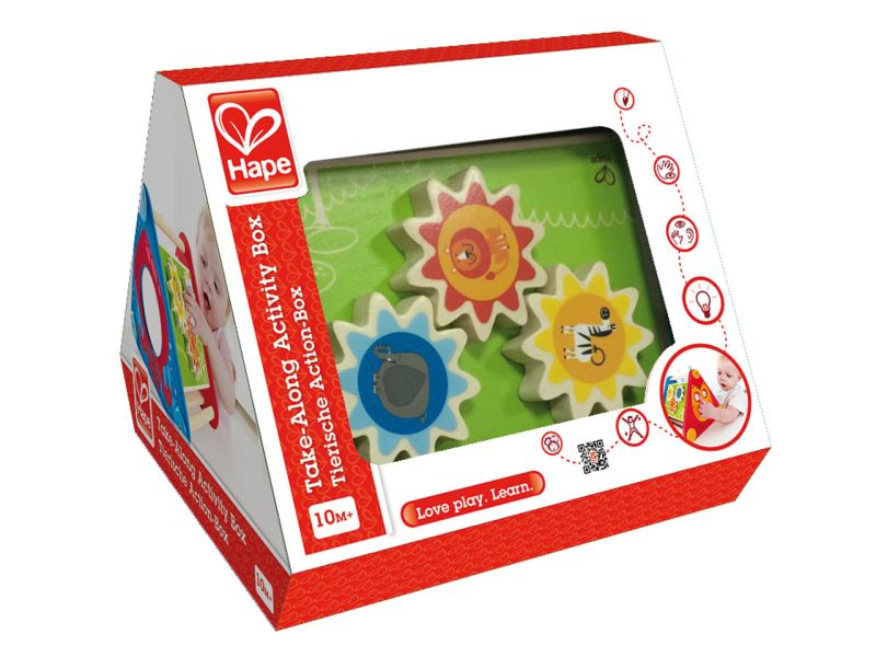 Hape Tierische Action-Box