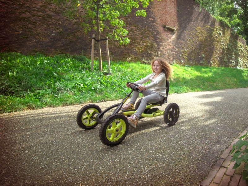 BERG Buddy Cross Pedal-Gokart
