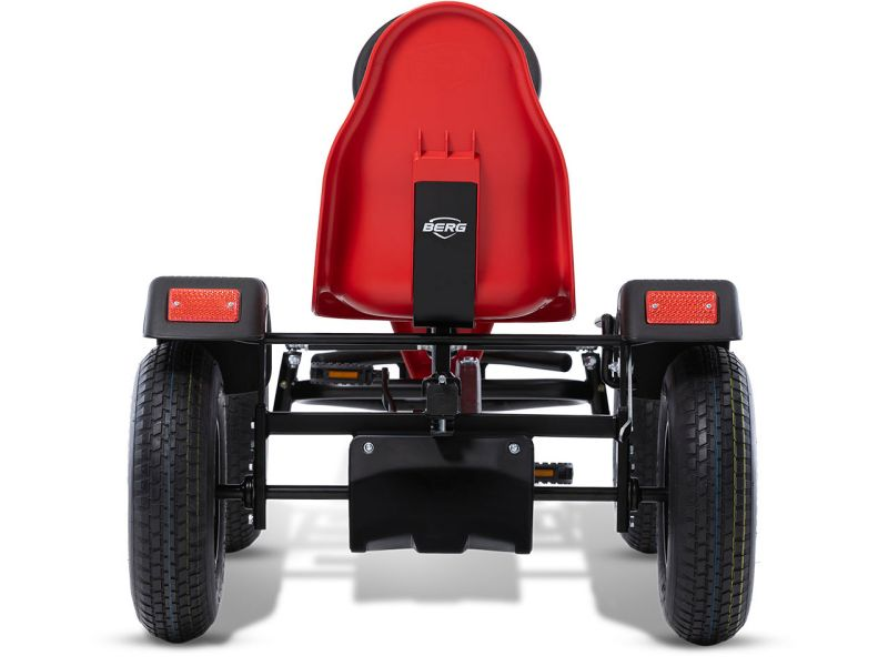 BERG XL B.Super Red BFR-3 Pedal-Gokart