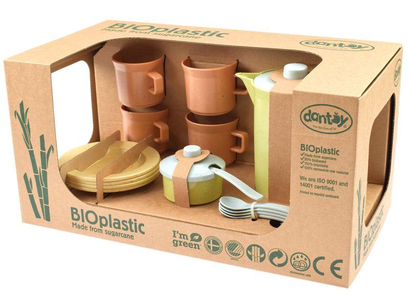dantoy BIOplastic Kaffeeset, 17-tlg.