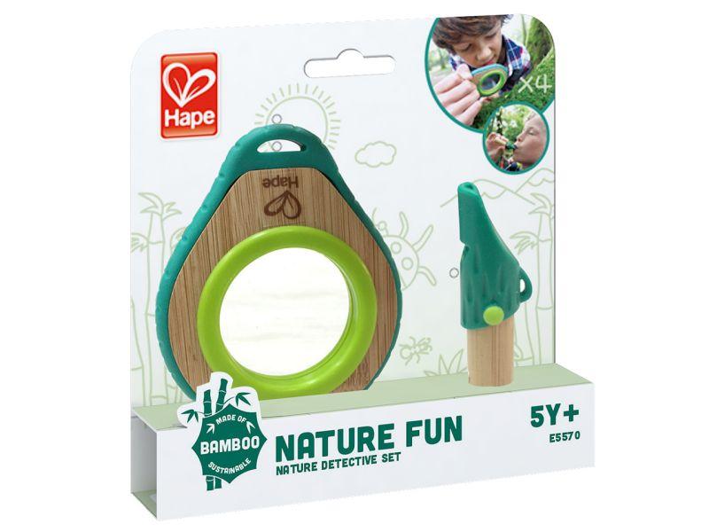 Hape Naturdetektiv-Set