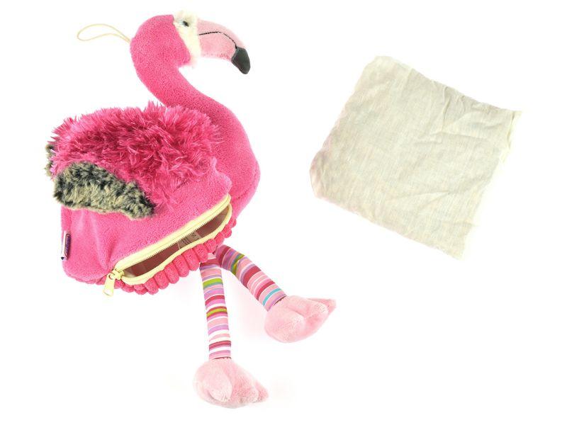 "Sänger Körnerkissen ""Flamingo Fiona"""
