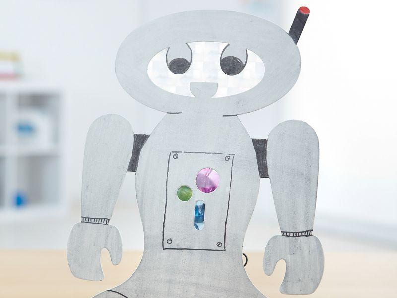 malvorlagen roboter online