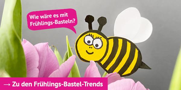 Frühlings-Bastel-Freude